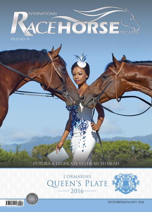 The International Racehorse Magazine
